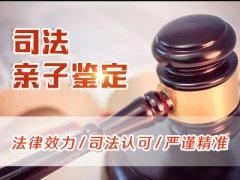 杭州上城打官司亲子鉴定需要3个月吗